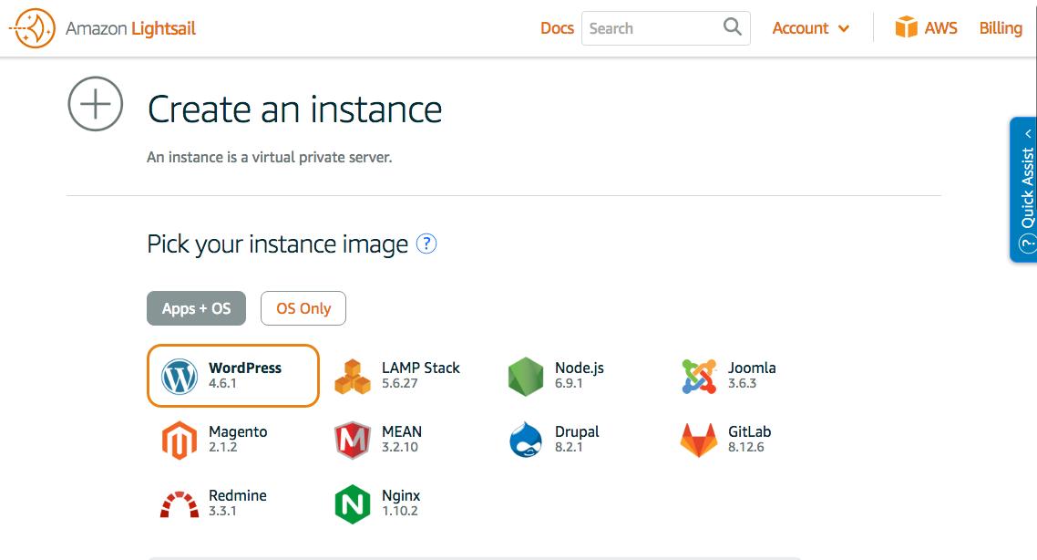 Migrating My WordPress Blog to AWS Lightsail - DZone Cloud