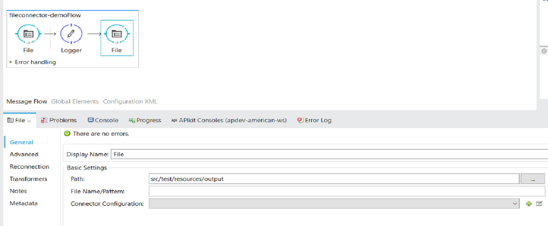 Anypoint File Connector With Mulesoft - DZone Integration