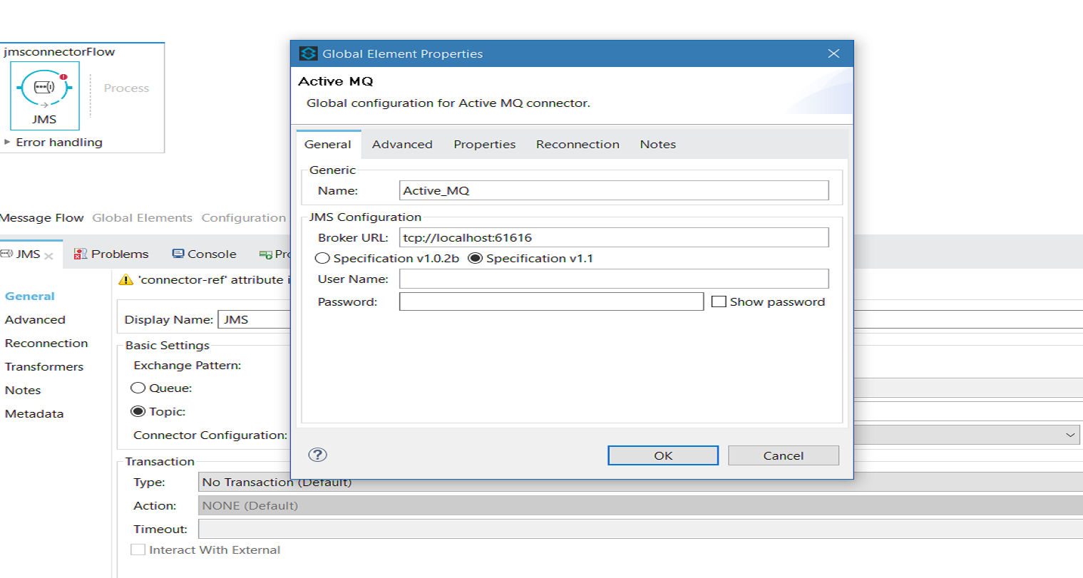 Anypoint JMS Connector With Mulesoft - DZone Integration