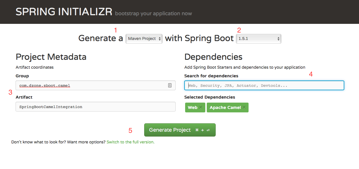How to Integrate Spring Boot and Apache Camel - DZone Integration