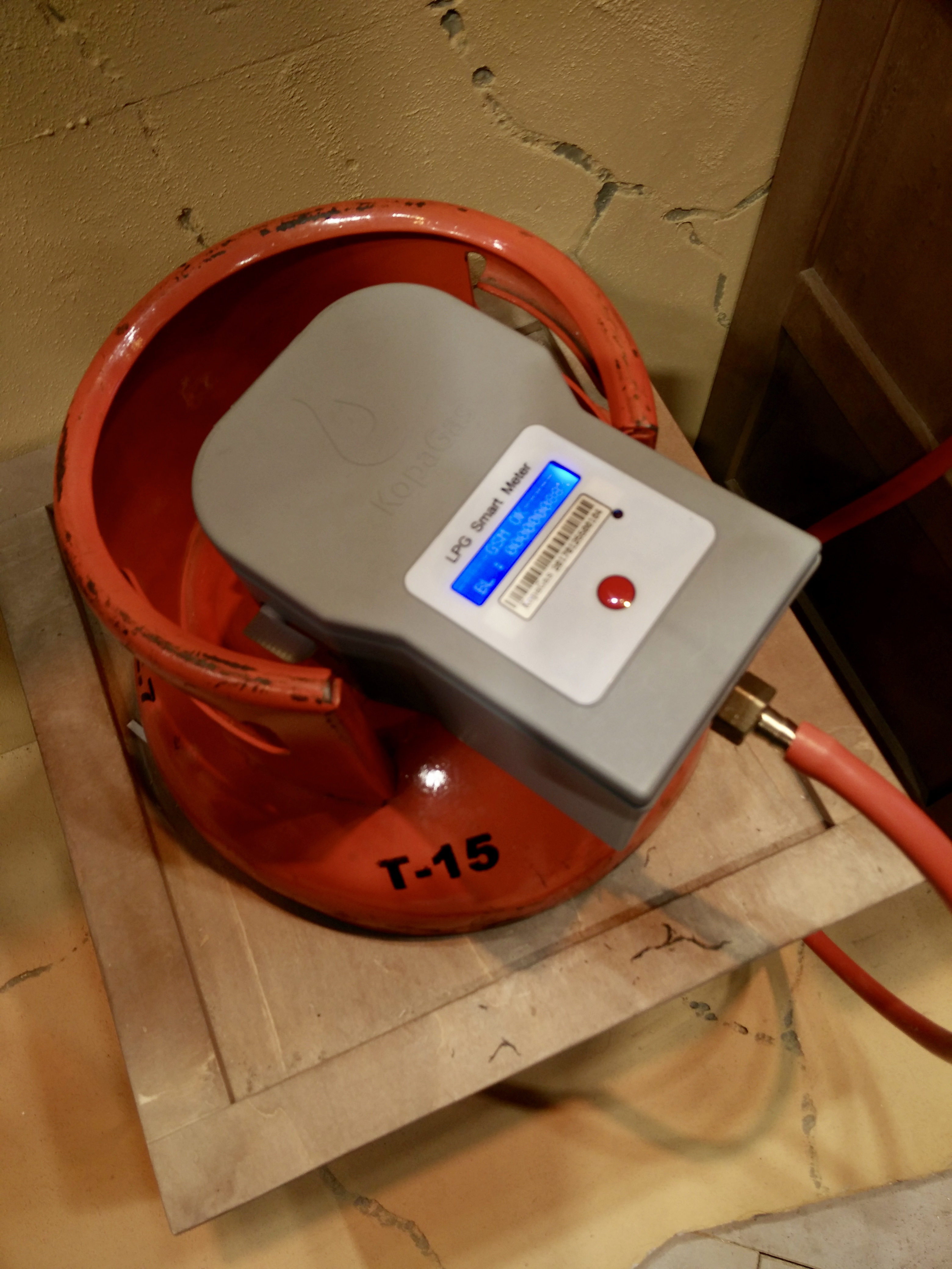 The KopaGas smart meter