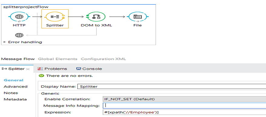 Splitter and Collection Aggregator With Mulesoft - DZone