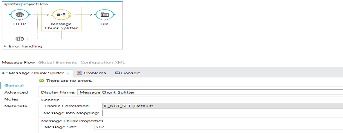 Message Chunk Splitter and Aggregator With MuleSoft - DZone