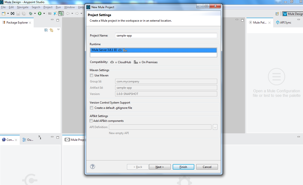 Creating a Mule ESB Sample Application - DZone Integration