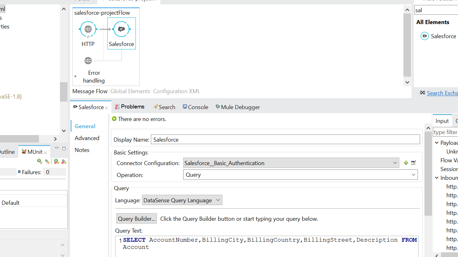 Connecting Salesforce With MuleSoft - DZone Integration