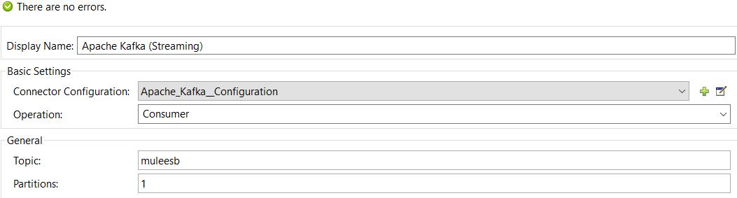 Connecting Apache Kafka With Mule ESB - DZone Integration