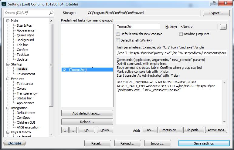 Install oh-my-zsh on Windows - DZone DevOps