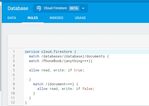 Cloud Firestore: Read, Write, Update/Realtime, and Delete - DZone Cloud