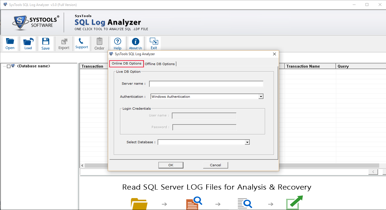 How to Read Data From LDF Files in SQL Server - DZone Database