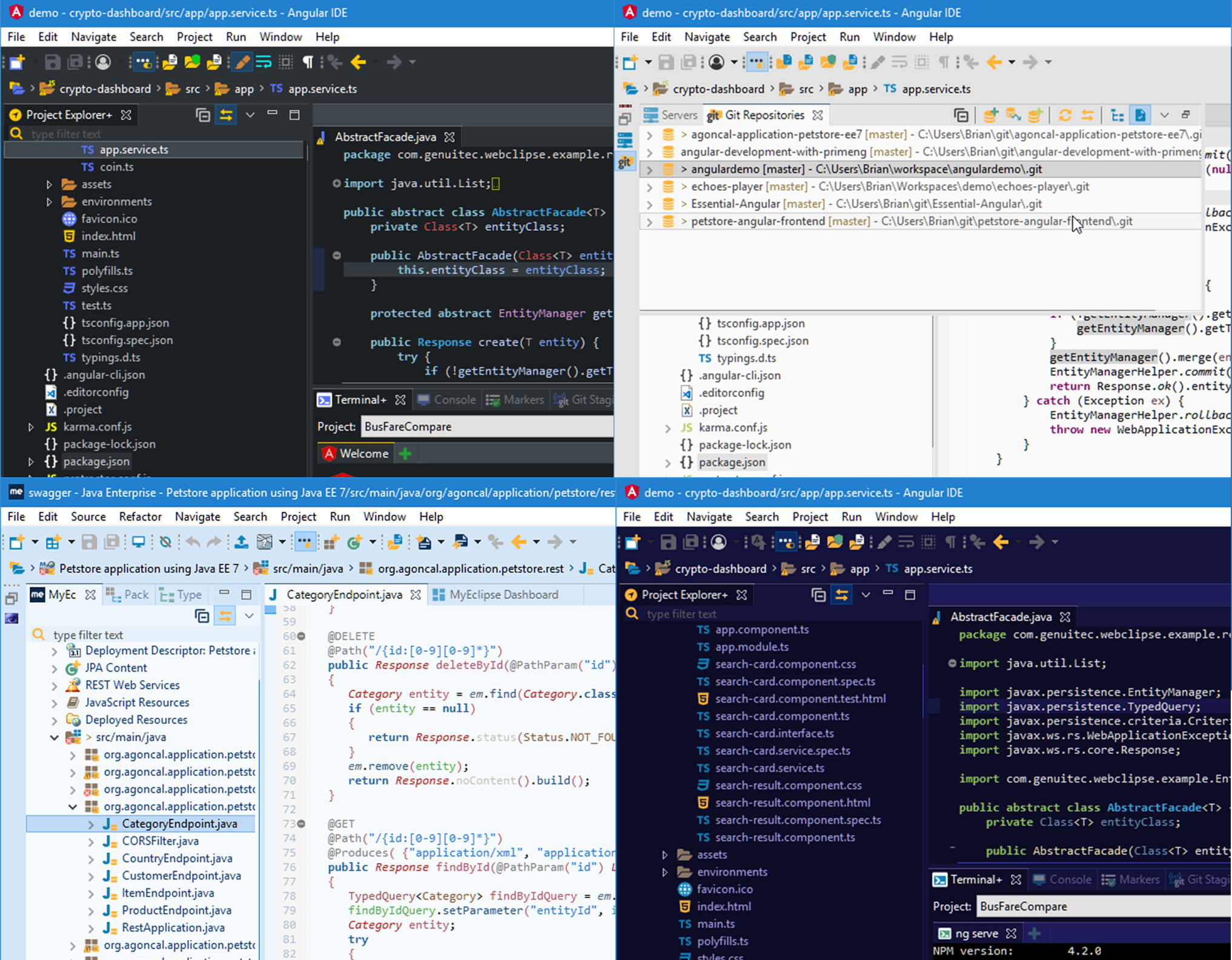 Rebooting Eclipse's UX With DevStyle - DZone Integration