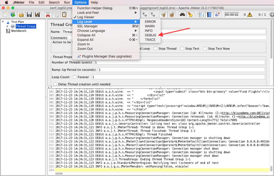 How to Configure JMeter Logging - DZone Performance