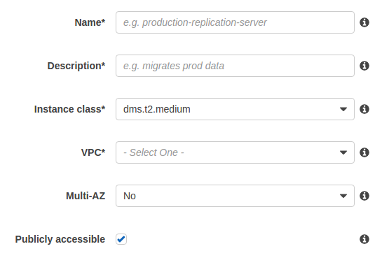 How to Use Amazon DMS to Perform a Database Migration