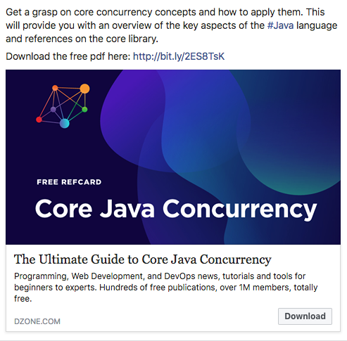 Core Java Concurrency ad