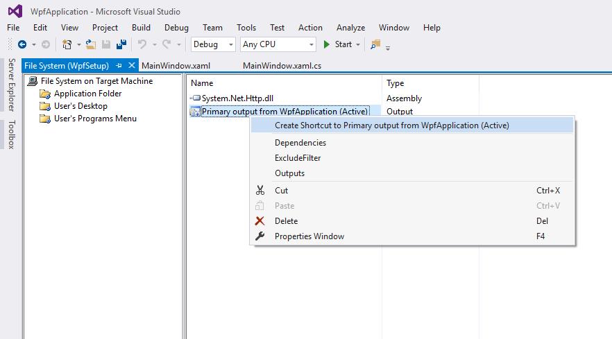 Create a WPF Application - DZone Web Dev