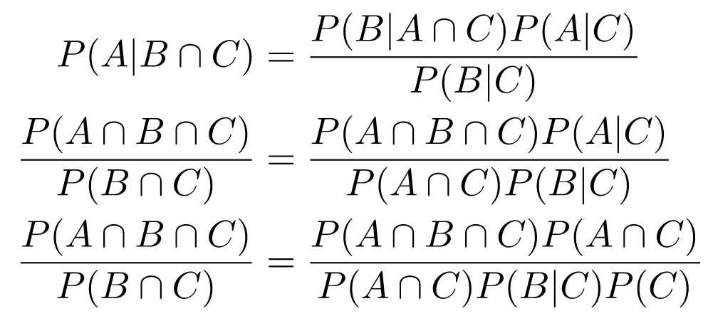 Conditional Probability and Bayes' Theorem - DZone Big Data