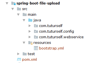 Upload Large File in a Spring Boot 2 Application Using