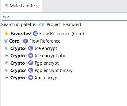 Symmetric JCE Cryptography in Mule 4 - DZone Security