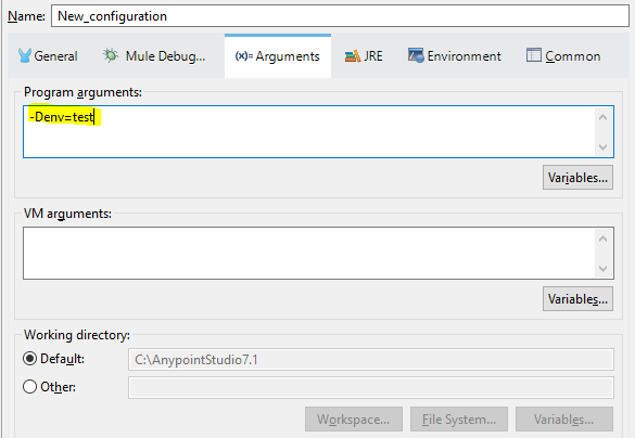 Property File Handling in Mule 4 - DZone Integration