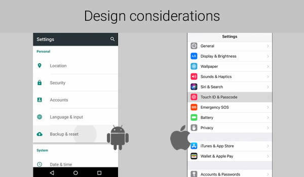 Tips for App Porting From Android to iOS or Vice Versa - DZone Mobile