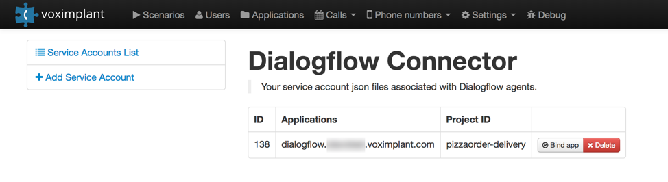 How to Connect Voximplant and Google Dialogflow to Build AI