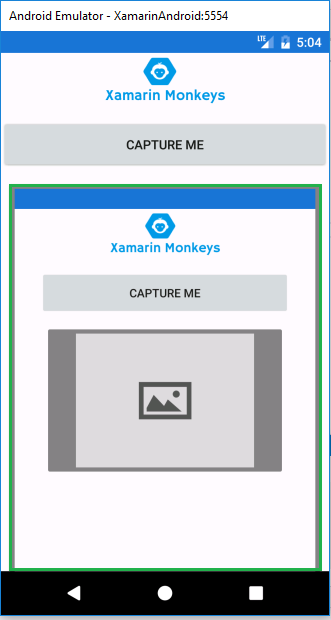 Xamarin Forms — Capture Screenshots Using DependencyService - DZone