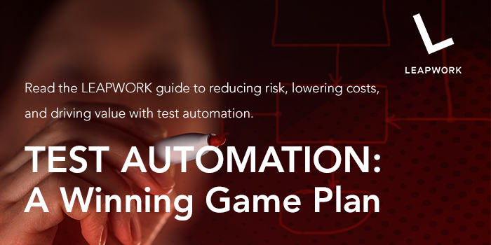Test Automation - LEAPWORK Guide