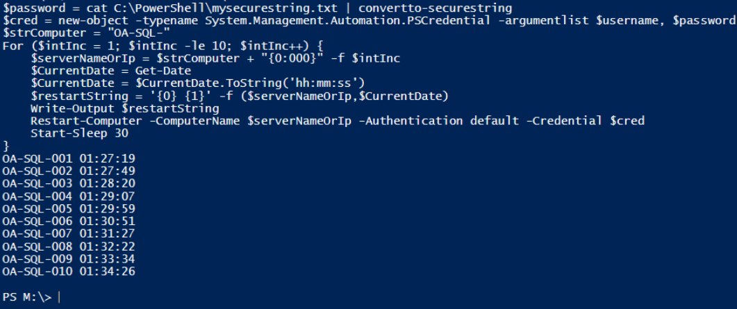 My First PowerShell: A Simple Story With Dramatic Flair