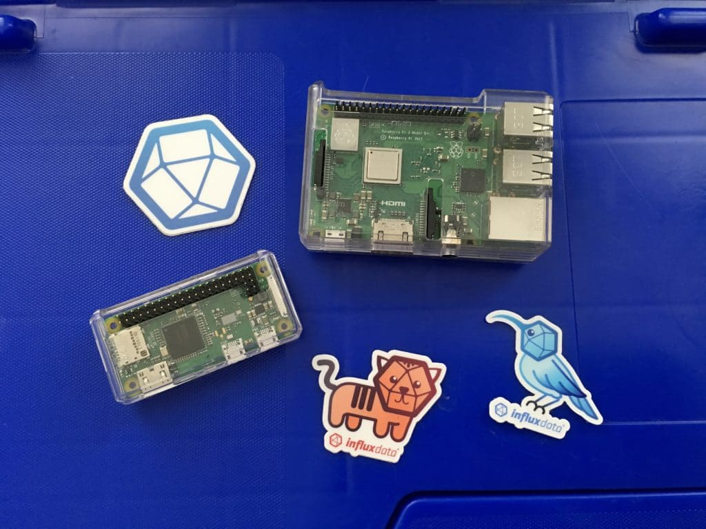 How to Run the TICK Stack on a Raspberry Pi - DZone IoT