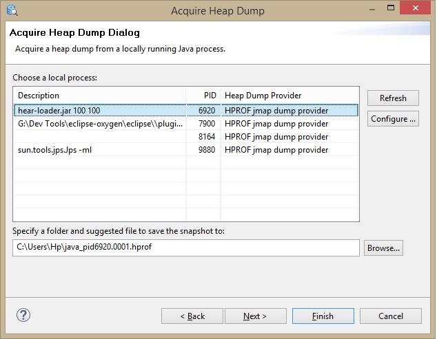 Java Heap Dump Analyzer - DZone Performance