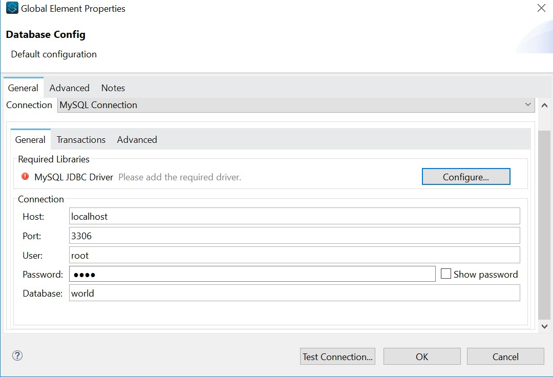 MySQL Database SELECT Query Operation in Mule 4 - DZone Database