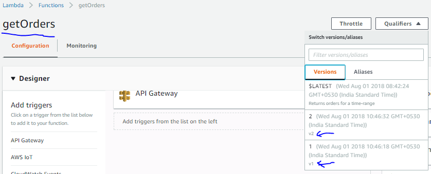 API Versioning Approach With AWS API Gateway - DZone Integration