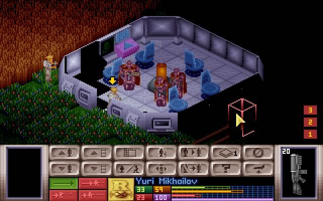 X-com: ufo defense: скриншот #2