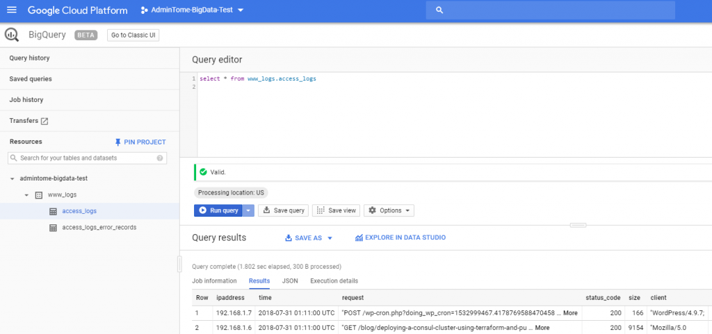 Aggregated Audit Logging With Google Cloud and Python