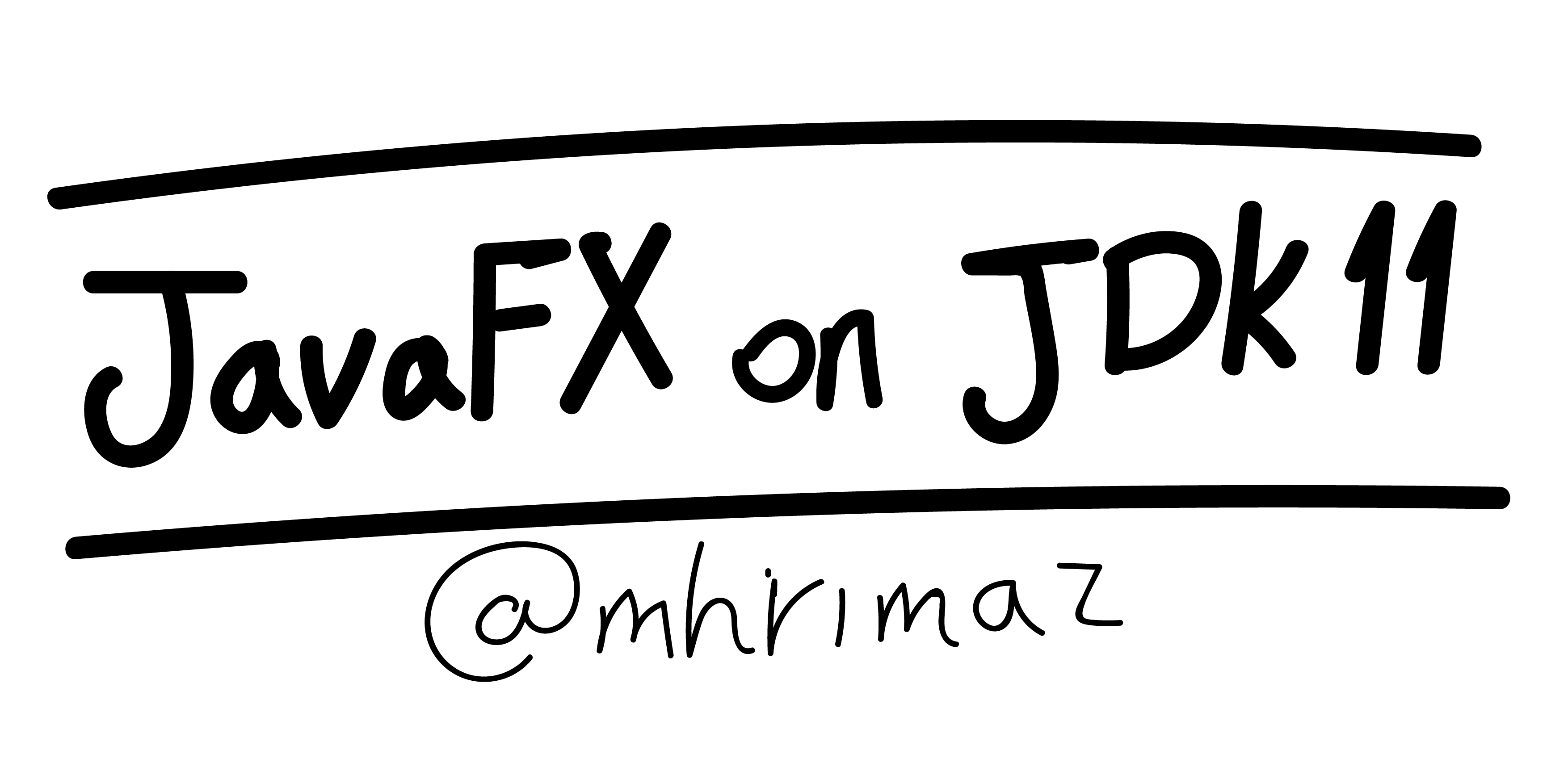 How to Create a Project With JavaFX on JDK 11 - DZone Java