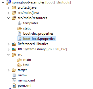 Customization and Externalization of Property Files in