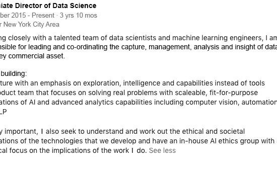 The Complete Data Science LinkedIn Profile Guide
