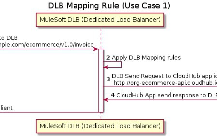 Implementing Mapping Rules With MuleSoft Dedicated Load Balancer
