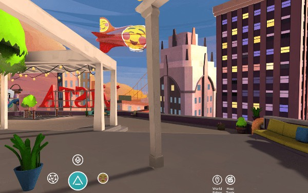 We Just Had Our First Virtual Reality Status Meeting. Here's How It Went!
