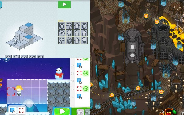 Child IT Education: Learn Development While Playing Games