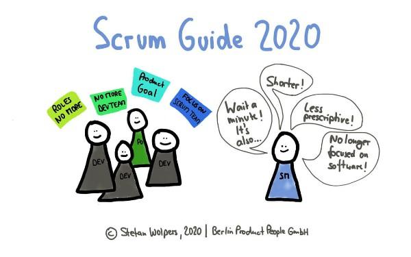 Scrum Guide 2020: Beyond Software