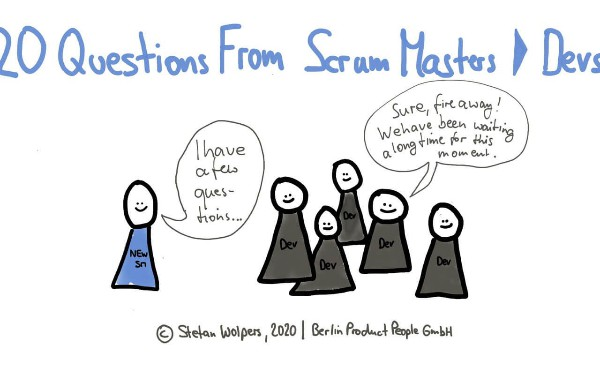 20 Questions From New Scrum Master to the Development Team