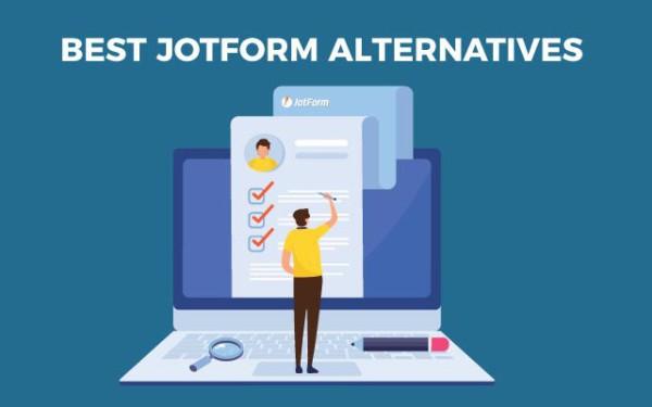 7 Best JotForm Alternatives to Use in 2021