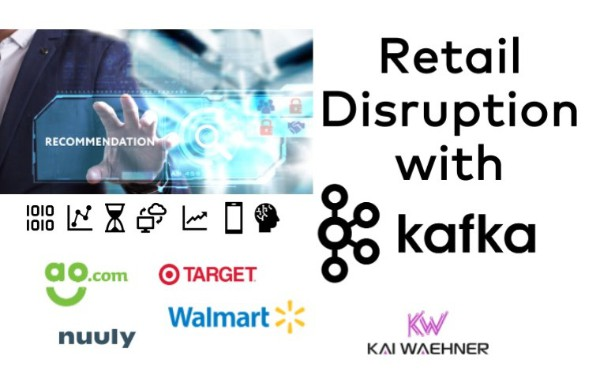 Use Cases for Apache Kafka in Retail