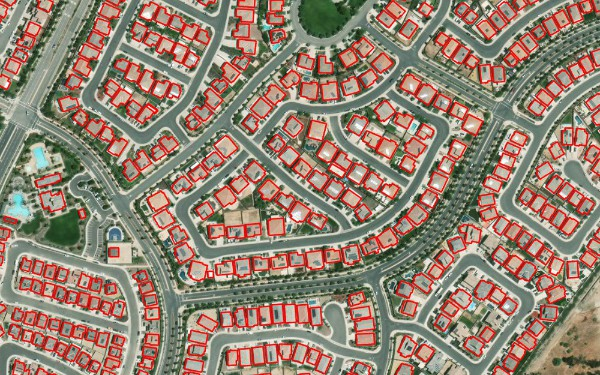 6 Pre-Trained DL Models to Digitize and Extract Features from Imagery